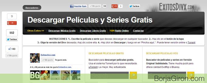 descargar peliculas por utorrent gratis en castellano