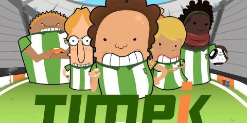 app Timpik jugar deporte