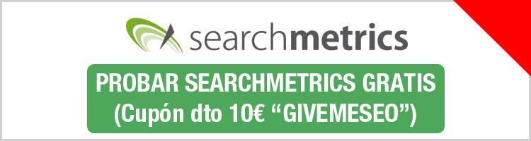 probar searchmetrics gratis