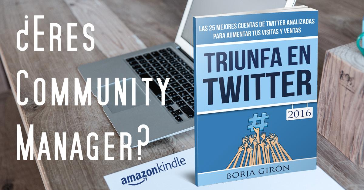 Triunfa en Twitter