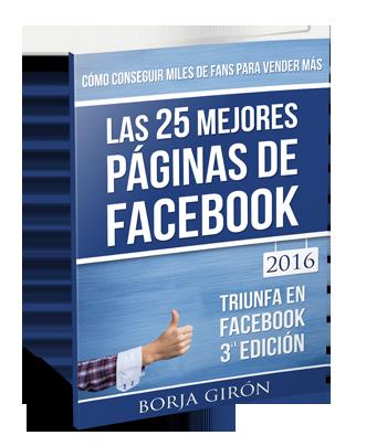25 Mejores páginas de Facebook