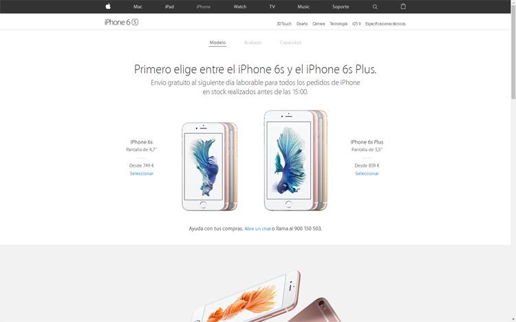 experiencia compra calidad Apple