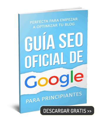 Guía oficial SEO de Google para principiantes. Motores de búsqueda