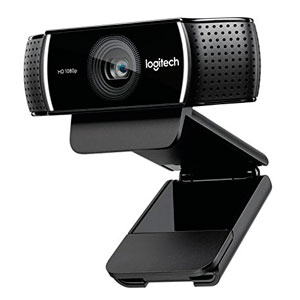 Webcam Logitech C922 para Periscope