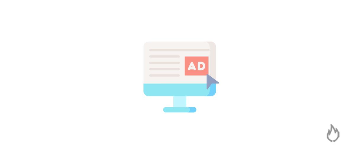 cuándo publicidad web o blog