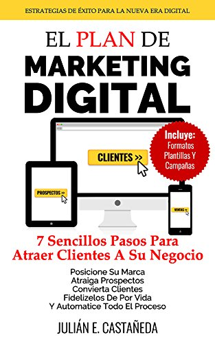 EL PLAN DEL MARKETING DIGITAL - JULIÁN CASTAÑEDA