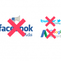 adios facebook ads
