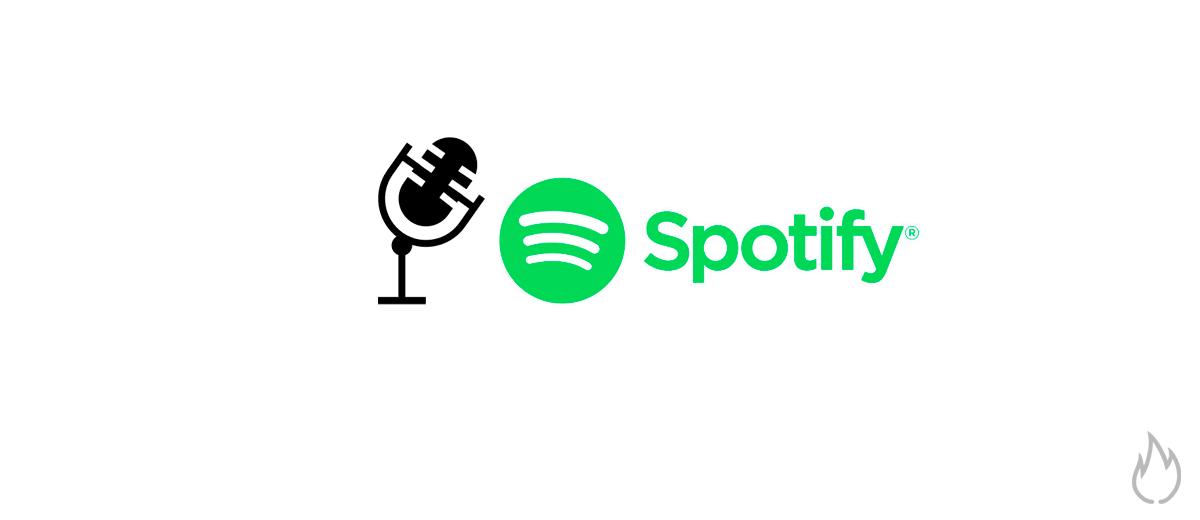 como subir podcast spotify
