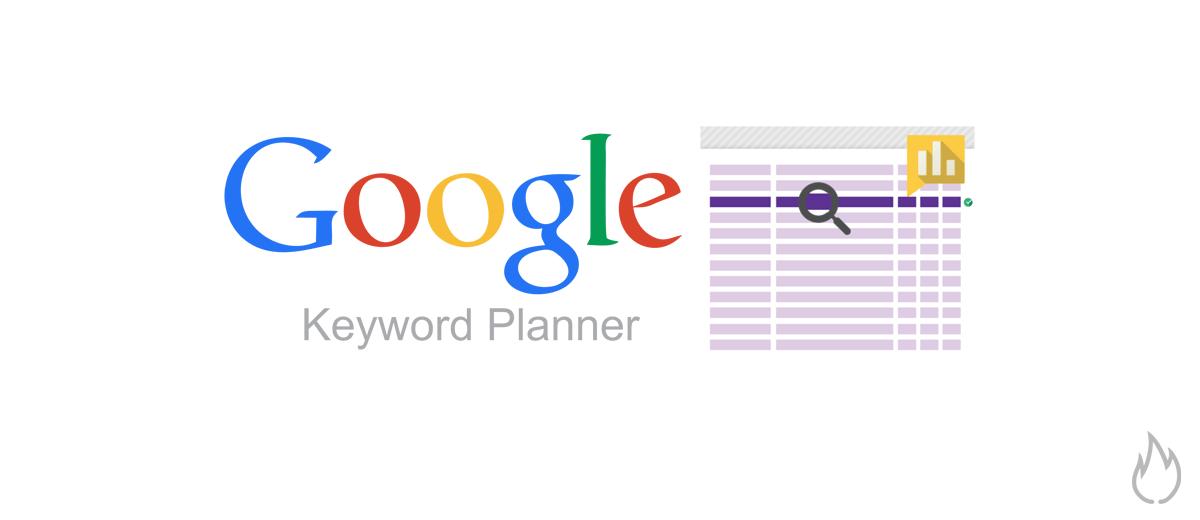 keyword planner planificador palabras clave google