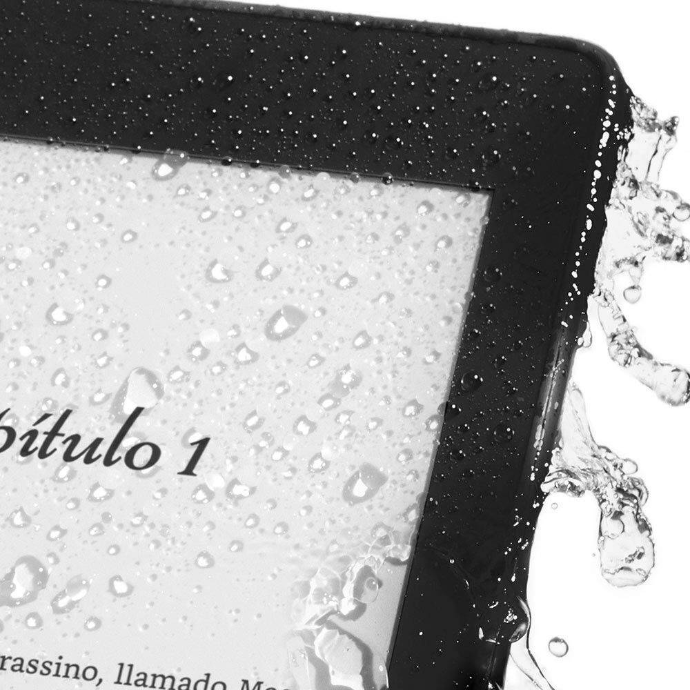 kindle paperwhite resistente agua 2019