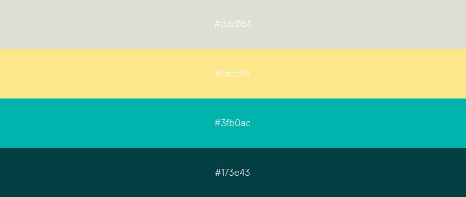 paleta color 13