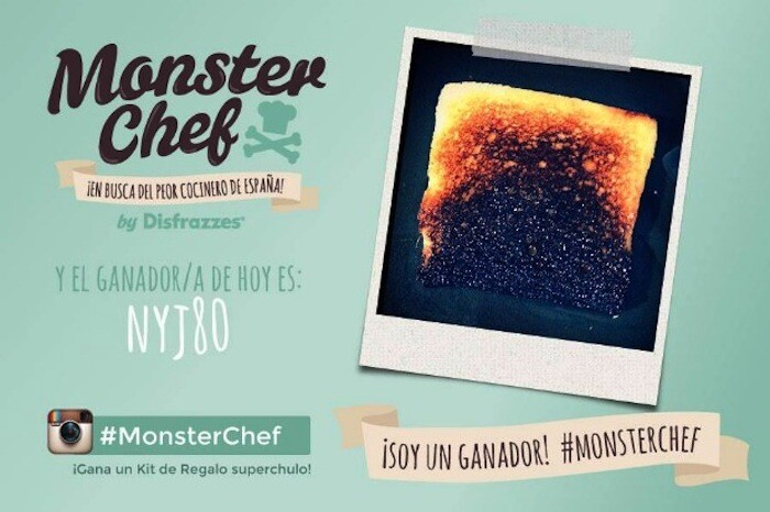 monsterchef instagram disfrazzes