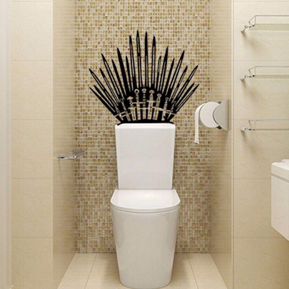 Vinilo juego de tronos wc