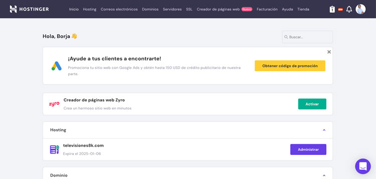 cupones-descuento-google-ads-facebook-ads-bluehost