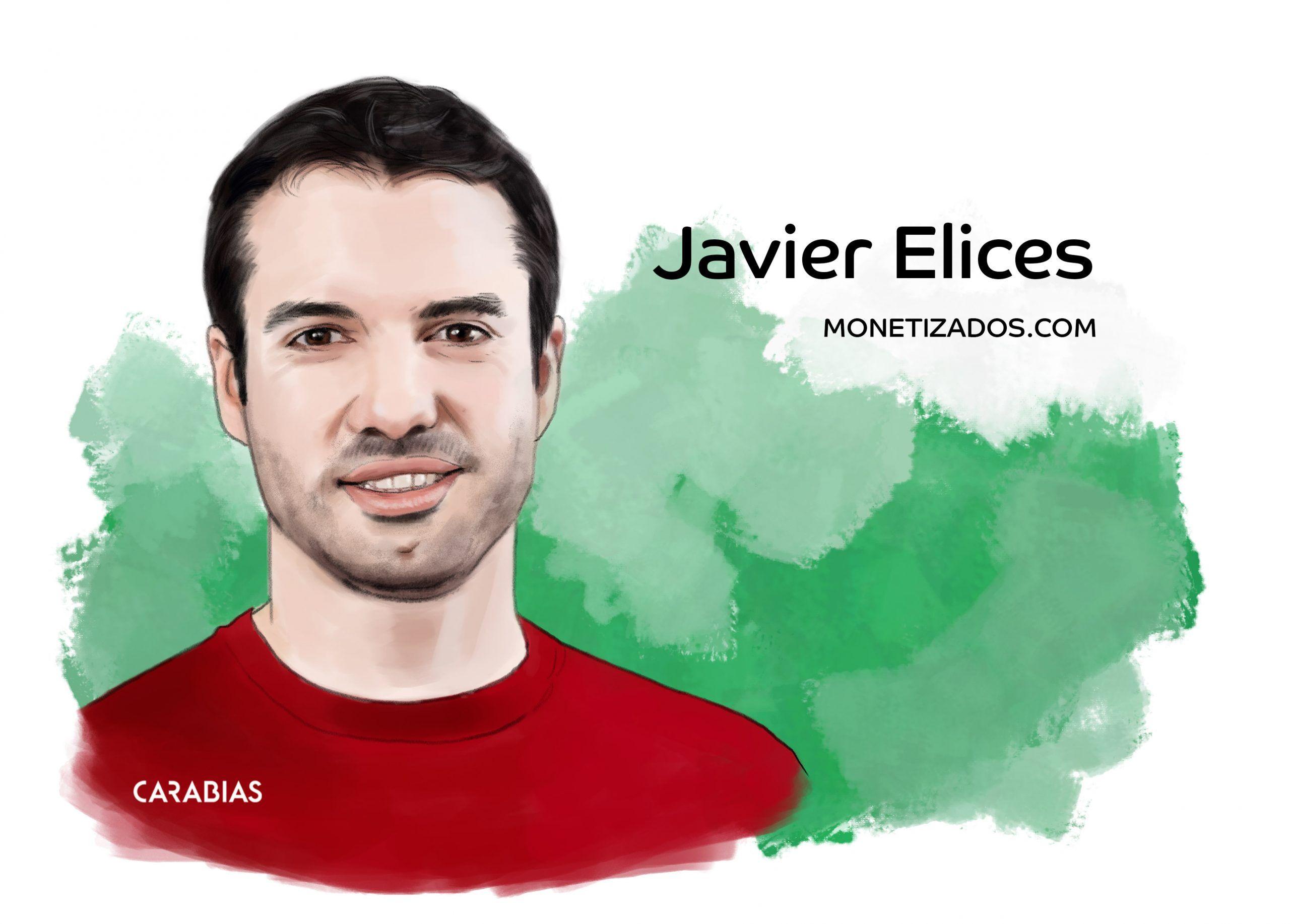 ilustracion Javier Elices dibujado por Carabias